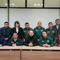 Así recibieron los gremios de Gendarmería la remoción de la directora Claudia Bendeck