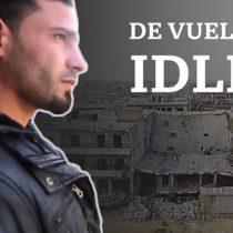 El refugiado que abandonó Alemania para volver a Idlib, la ciudad más peligrosa de Siria