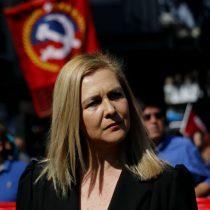"""Pamela Jiles: """"En la marcha de DDHH no me encontré con los compañeros Garín y Mirosevic"""""""