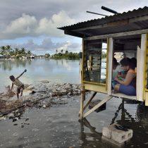 Kadir Van Lohuizen, el fotógrafo del cambio climático: