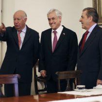 """""""No queremos mucha imaginación"""": Lagos y Frei se reúnen con Piñera en la antesala del fallo de La Haya"""