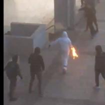 Tras ataque con molotov en el Liceo de Aplicación: Gobierno apura al Congreso por proyecto para expulsar a alumnos