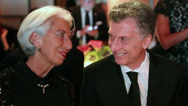El FMI libera el tercer tramo de los préstamos a Argentina