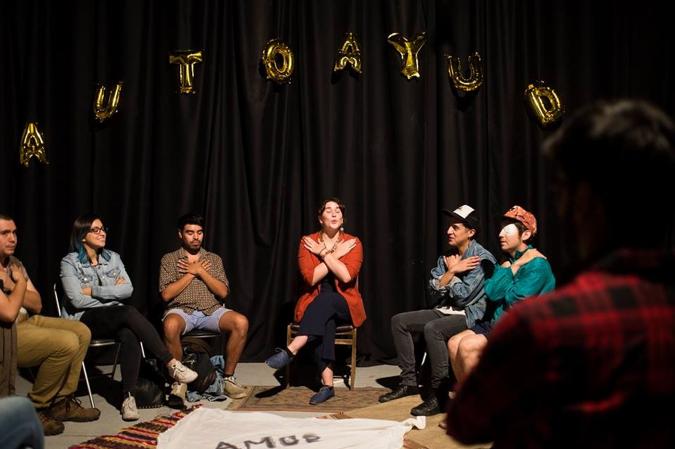 """""""Autoayuda"""": una comedia que reflexiona sobre el suicidio en La Máquina del Arte"""