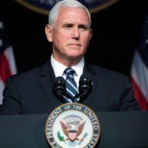 Cómo un software apunta al vicepresidente Mike Pence como el posible autor de la polémica columna anónima de The New York Times contra Trump