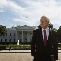 """Piñera en la Casa Blanca: """"El Presidente Trump nos preguntó por Bolivia"""""""