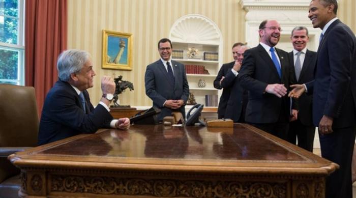 Piñera vuelve a la Casa Blanca: será recibido por Trump el 28 de septiembre
