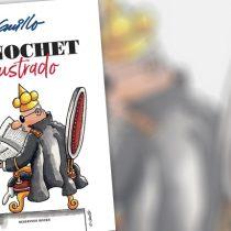 A 10 años de su publicación original, se reedita una versión revisada de Pinochet ilustrado de Guillo