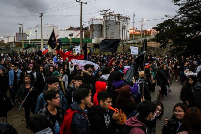 """Crisis en Quintero: Oxiquim asegura que es víctima de """"acusaciones irresponsables"""""""