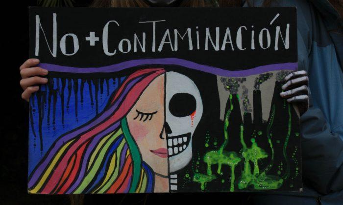 """Mujeres en la """"Zona de Sacrificio"""": la lucha de las integrantes del Cabildo Abierto Quintero-Puchuncaví"""