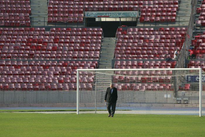 Cambio en la ANFP: Arturo Salah no repostulará a la presidencia del fútbol chileno