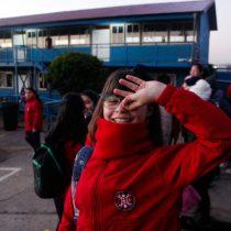 Vuelta a clases: Escolares retoman actividades en Quintero y Puchuncaví tras episodios de contaminación