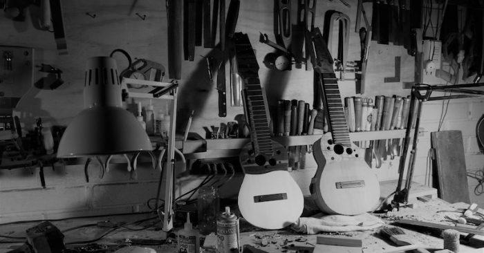 2° Feria de Luthiers Artesanos del Sonido en Centro Cultural Estación Mapocho