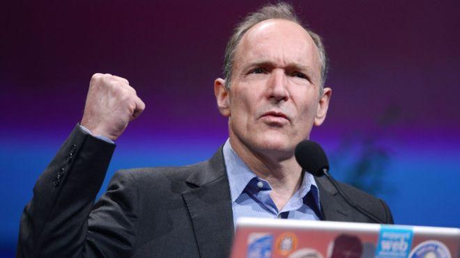 El revolucionario plan de Tim Berners-Lee, el creador de la web, para que tengamos más control de nuestros datos