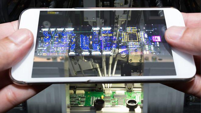 En qué consiste la tecnología ultravioleta extrema y cómo cambiará la telefonía celular