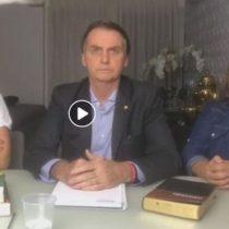Jair Bolsonaro: los 4 libros que resaltó en su primer discurso como presidente electo de Brasil