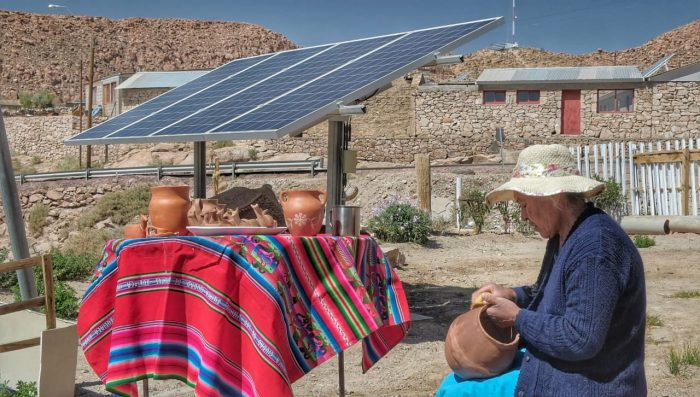 Electrificación de Toconce gana primer lugar en concurso de buenas prácticas