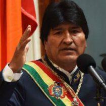 Evo Morales le envía un mensaje a la derecha boliviana: