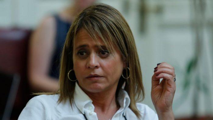 Magdalena Matte contra JVR: