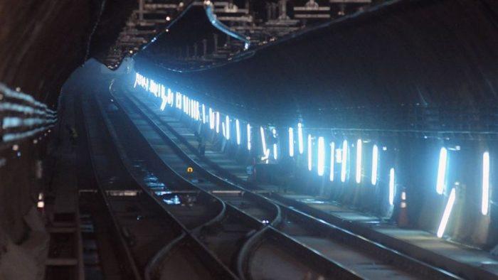 Fallece hombre que trabajaba en la construcción de la futura Línea 3 del Metro de Santiago