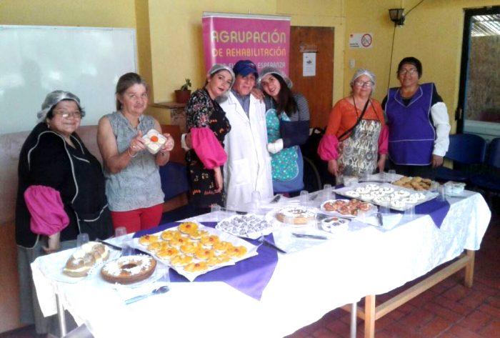 Agrupaciones de microempresarios con discapacidad se abren camino en el rubro alimentario