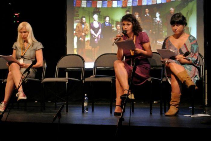 Conferencia Mundial de Dramaturgas reclama por nulo apoyo de la institucionalidad cultural
