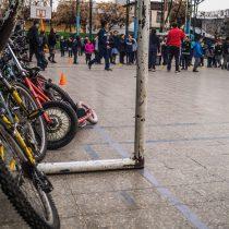 Foco Migrante, la organización que aboga por la inclusión de extranjeros a través de la bicicleta