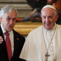 """Piñera tras reunirse con el Papa Francisco: """"Compartimos la esperanza de que la Iglesia pueda vivir un verdadero renacimiento"""