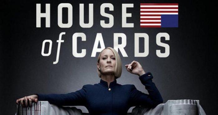 """Ya lo dijo Claire Underwood, es el turno de las mujeres en """"House of Cards"""""""
