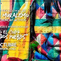 Encuentro de graffiti y muralismo