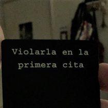 """""""Mala leche"""", el juego que fomenta la cultura de la violación en Chile"""