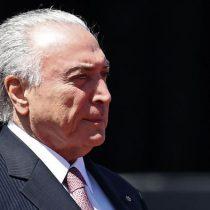Temer a los brasileños:
