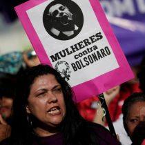 Brasil: El ultraderechista Bolsonaro amplía su ventaja en los sondeos
