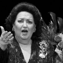 España: fallece la soprano Montserrat Caballé
