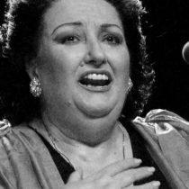 Montserrat Caballé en cuatro momentos gloriosos