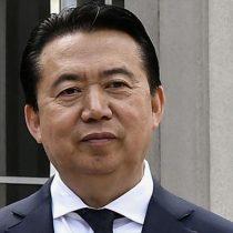 Está detenido en China: Presidente desaparecido de Interpol envía renuncia