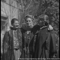 Fotógrafa Bernice Kolko: retratista de Frida Kahlo y del México de los años 50