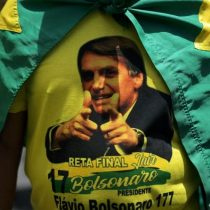 Brasil: sondeo confirma una amplia ventaja para Bolsonaro