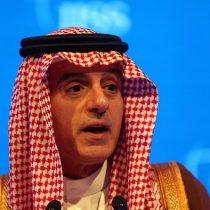 Arabia Saudí califica de