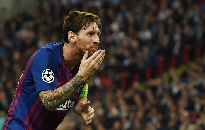 Barcelona recupera la senda del triunfo tras vencer al Tottenham en Champions League