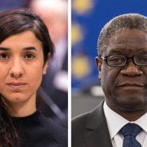 Nobel de la Paz reconoce a Nadia Murad y Denis Mukwege por combatir la violencia sexual en las guerras