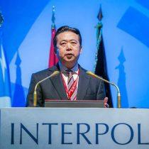 Interpol investiga la desaparición de su jefe: no se sabe de él desde el 29 de septiembre