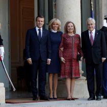 Piñera defiende ante presidente de Francia la extradición del ex frentista Palma Salamanca