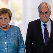 Piñera y Merkel de acuerdo en seguir hablando sobre Colonia Dignidad