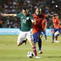 Chile vuelve a la senda del triunfo con un gol en el último minuto ante México