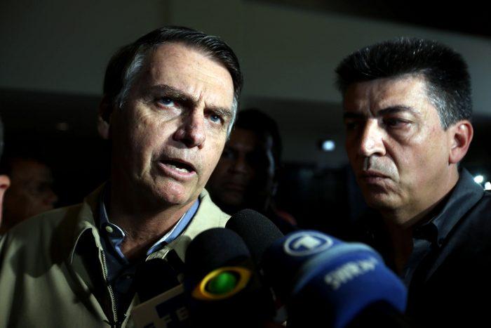 Un nuevo sondeo dice que Bolsonaro ganará elecciones en Brasil con el 57%