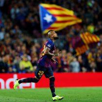 """""""Gracias y mucha suerte"""": Barcelona le dedicó video de despedida a Arturo Vidal tras su partida al Inter de Milán"""