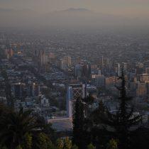 Aplicación móvil permite monitorear en tiempo real la contaminación en Santiago