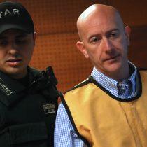 Rafael Garay saldrá el jueves de la cárcel bajo el beneficio de libertad condicional