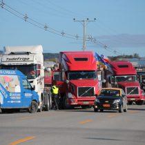 Transportistas de Magallanes llegaron a acuerdo con empresas y el Gobierno